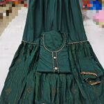 Top And Palazzo With Dupatta 6